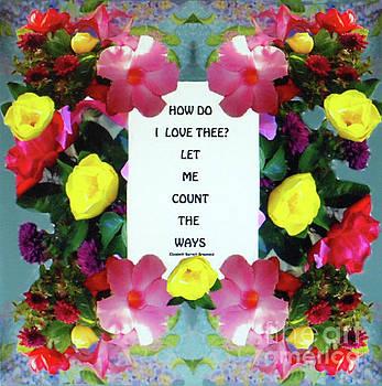 Declaration of Love by Jeannie Allerton
