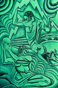 Deco Force Patina by Tony Franza