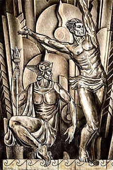 Deco Olympus by Tony Franza