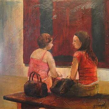 Decontructing the Rothko by Victoria Heryet