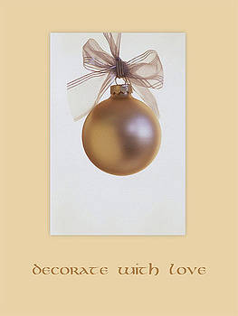 Decorate With Love by Diane McCool-Babineau