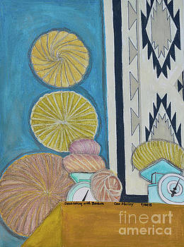 Decorating with Baskets by Cora Morley Eklund