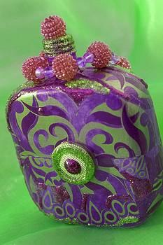 Decorative Bottle by Tamarra Tamarra