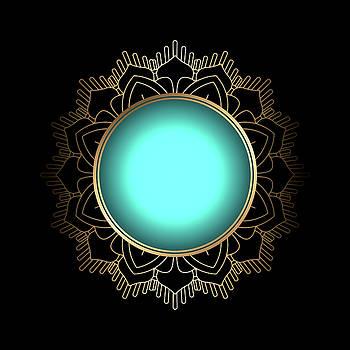 Valdecy RL - Decorative Mandala