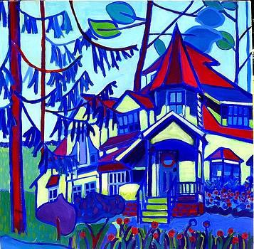 DeCordova Carriage House by Debra Bretton Robinson