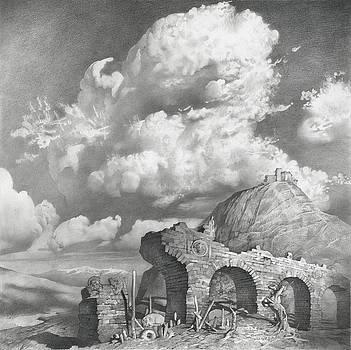 Dedication to William Blake  by Denis Chernov