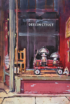 DeeConstruct by Spencer Meagher