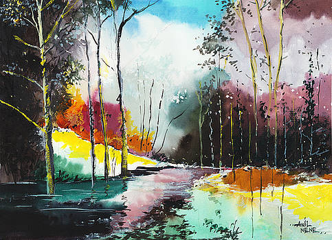 Deep 5 by Anil Nene