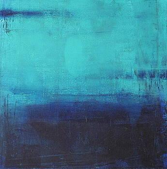 Deep Blue Sea by Nicole Nadeau