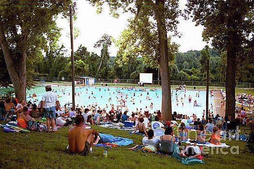 Herronstock Prints - Deep Eddy Swimming Pool is among one of Austin