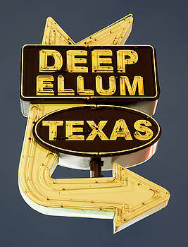 Deep Ellum Poster 050318 by Rospotte Photography