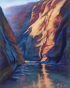 Deep in the Canyon by Marjie Eakin-Petty