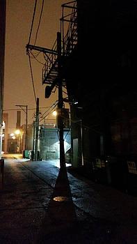 Deep in the night by Zac AlleyWalker Lowing