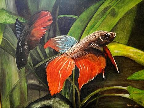 Usha Shantharam - Deep Sea Fish