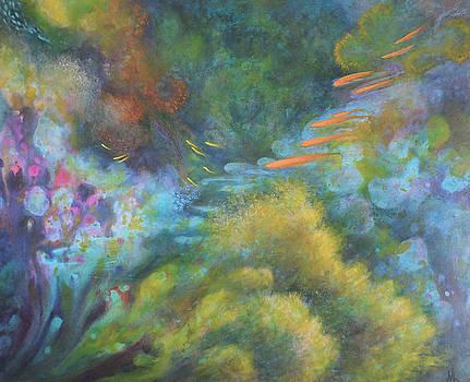 Deep Sea by Marc Dmytryshyn