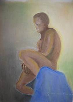 Deep Thinker by Joan Wallace Reeves