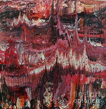Deep under the earth by Usha Rai
