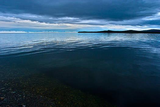 Deep water by Slava Shamanoff
