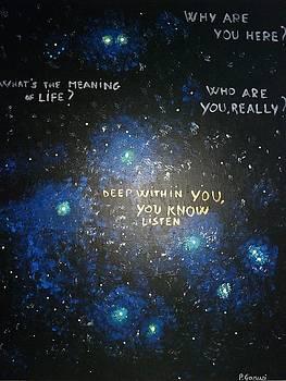 Deep Within You by Piercarla Garusi