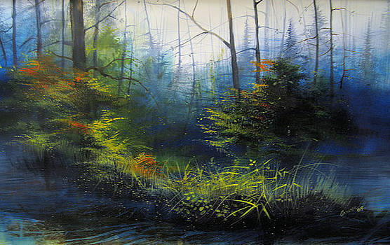 Deepwoods by Robert Carver
