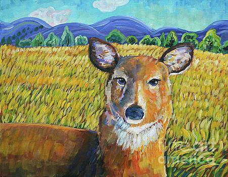 Harriet Peck Taylor - Deer Friend