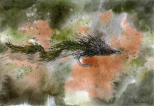 Deer Hair Mouse by Sean Seal
