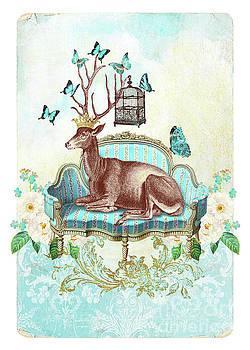 Deer me by Wendy Paula Patterson