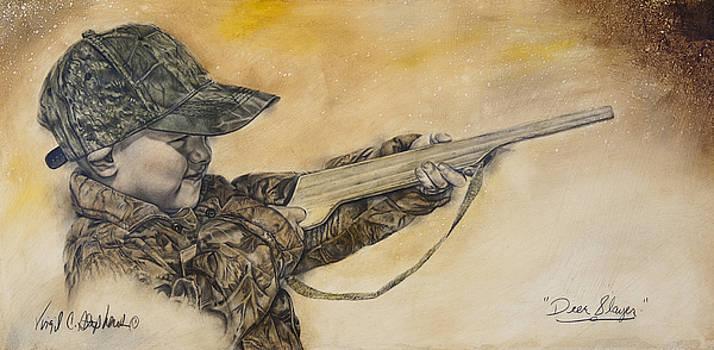 Deer Slayer by Virgil Stephens