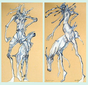 Deercatcher by Wolfgang - bookwood - Buchholz