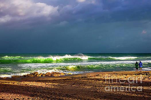 Deerfield Beach Hurricane by Thomas Levine