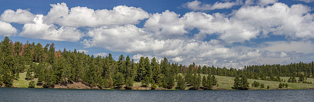Ray Van Gundy - Deerfield Lake in the Black Hills