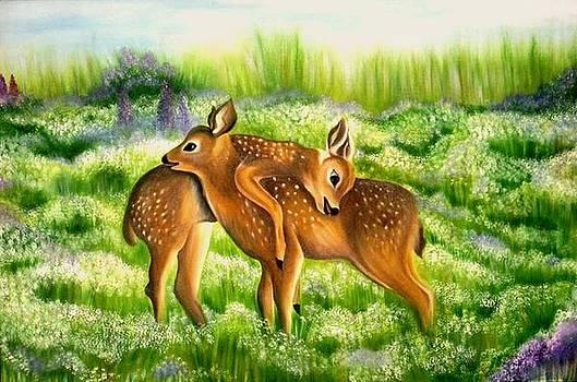 Xafira Mendonsa - Deers