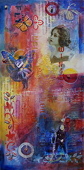 Defrauded I a Butterfly by Ishita Bandyo