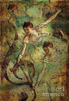 Degas by Eman Allam