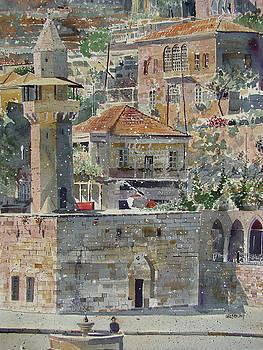 Deir El Kamar Lebanon by Martin Giesen