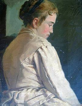 Dekle 1893 by Grohar Ivan