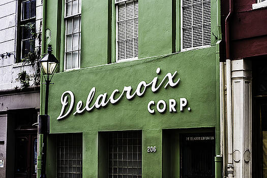 Chris Coffee - Delacroix Corp., New Orleans, Louisiana