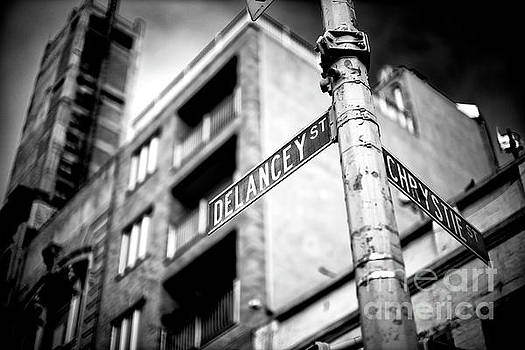 John Rizzuto - Delancey Street