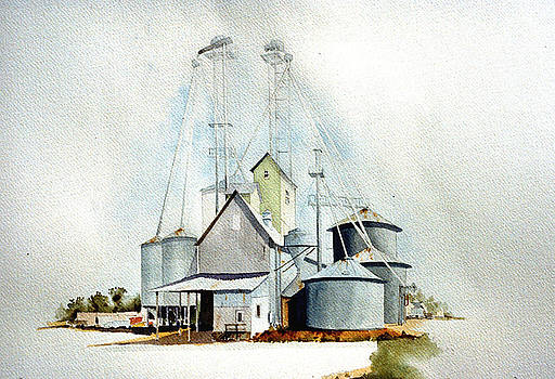 Delaware Grain by William Renzulli