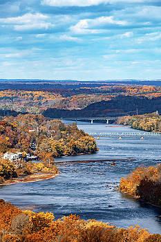 Delaware River by David Oakill