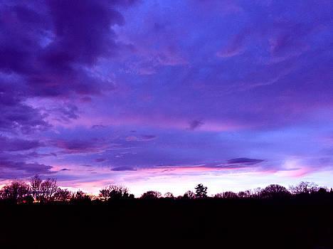 Delaware Sunset by Tim Stringer