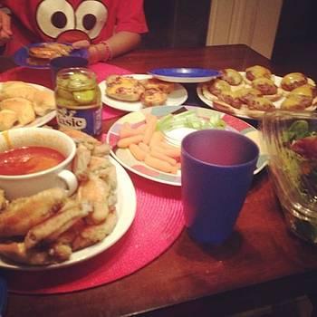 Deliciousness #superbowl #delicious by Sarah Verdejo