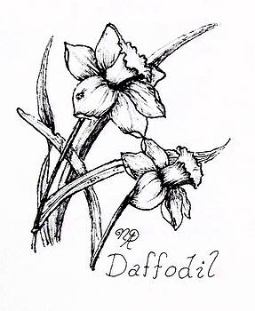 Delightful Daffodils by Nicole Angell