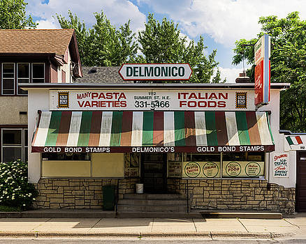 Delmonico's Italian Market by Mike Evangelist