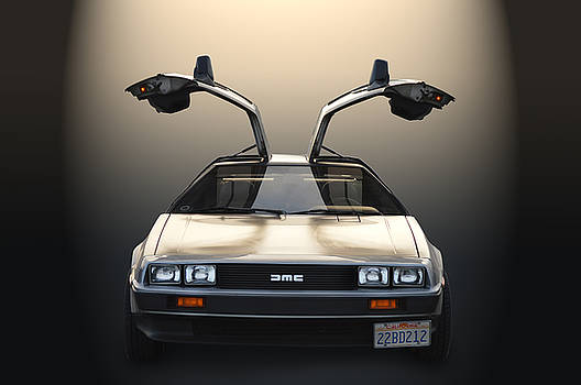 DeLorean Motor Company by Bill Dutting