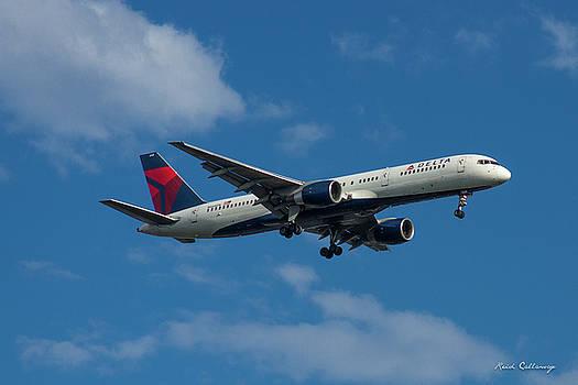 Reid Callaway - Delta Air Lines 757 Airplane N668DN