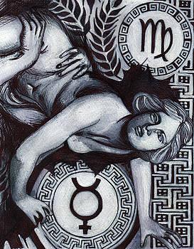 Demeter / Virgo by Stephen Humphries