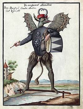 Demon, 1057 by Unknown