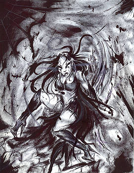 Demon Lady by David Payne
