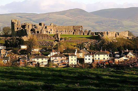 Harry Robertson - Denbigh Castle